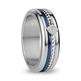 Bering női gyűrű 526-ANNIV20SB-7