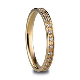 Bering női gyűrű betét 556-27-71