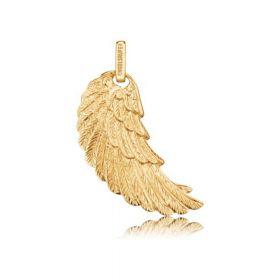 Engelsrufer szárny arany női charm ERWSG