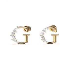 Guess női fülbevaló JUBE01113JWYGT/U