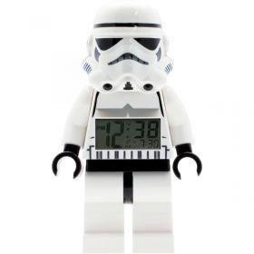 Lego Star Wars Stormtrooper ébresztőóra 9002137