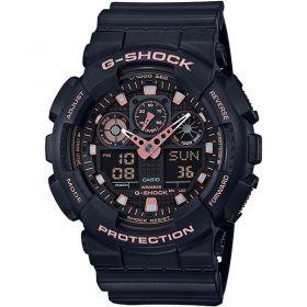 Casio G-Shock férfi karóra GA-100GBX-1A4ER