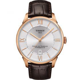 Tissot T-Classic Chemin Des Tourelles Powermatic 80 férfi karóra T099.407.36.038.00