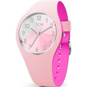Ice Watch Duo Chic Pink Silver női karóra 34mm 016979