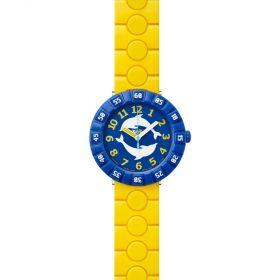 Flik Flak Dolph In Yellow gyerek karóra ZFCSP056