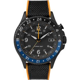 Timex Allied Three GMT férfi karóra TW2R70600