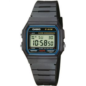 Casio Collection férfi karóra F-91W-1YEG