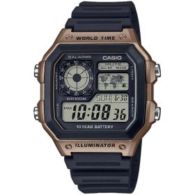Casio Collection férfi karóra AE-1200WH-5AVEF