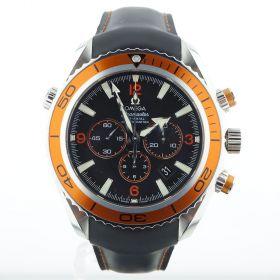 Omega Seamaster Planet Ocean Chronograph férfi használt karóra 2918.50.82