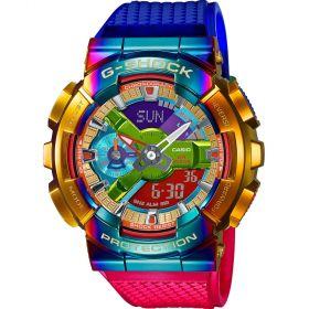 Casio G-Shock Limited Rainbow férfi karóra GM-110RB-2AER