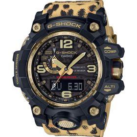 Casio G-Shock Mudmaster Wildlife Leopard Promising férfi karóra GWG-1000WLP-1AER