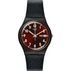 Swatch Originals Sir Red unisex karóra GB753