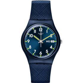 Swatch Originals Sir Blue unisex karóra GN718