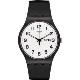 Swatch Classic Twice Again unisex karóra SUOB705