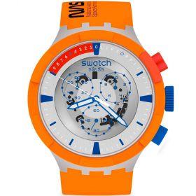Swatch Launch unisex karóra SB04Z401