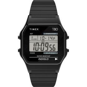 Timex T80 unisex karóra TW2R67000