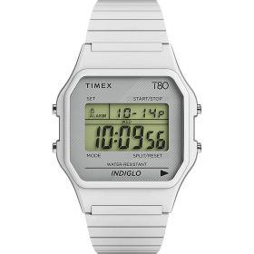 Timex T80 unisex karóra TW2U93700