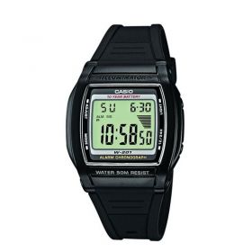 Casio Collection férfi karóra W-201-1AVEF