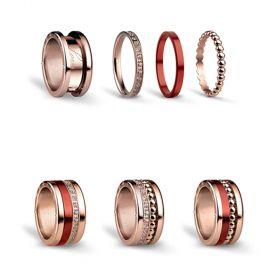 Bering női gyűrű szett REDSAILING-9