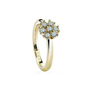 Guess női gyűrű UBR28518-52