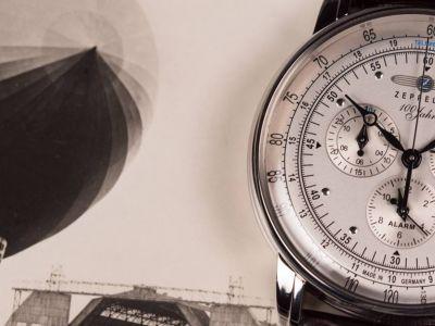 Zeppelin karórák a különlegesség jegyében | Időzóna Óraszalon