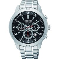 Seiko Chronograph férfi karóra SKS605P1