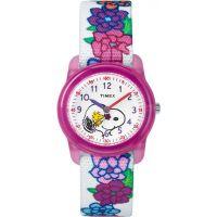 Timex Snoopy gyerek karóra TW2R41700