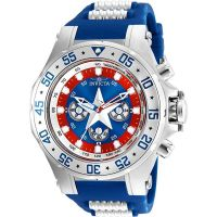 Invicta Marvel Limited Edition Captain America férfi karóra 25685
