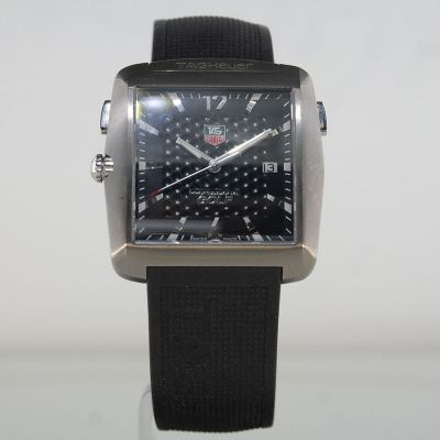 Tag Heuer Golf Tiger Woods férfi karóra WAE1116.FT6004