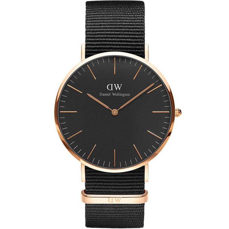 DW00100148 Daniel Wellington Classic Black Cornwall női karóra ... b94b385e5d