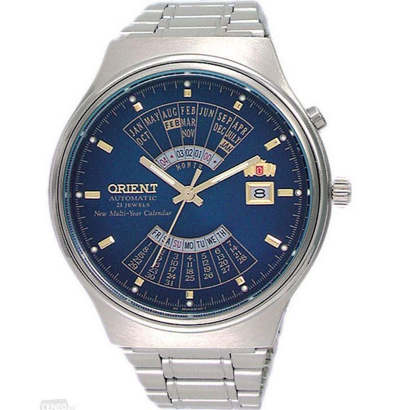 FEU00002DW Orient Classic Multi-year Calendar férfi karóra ... 7245695891