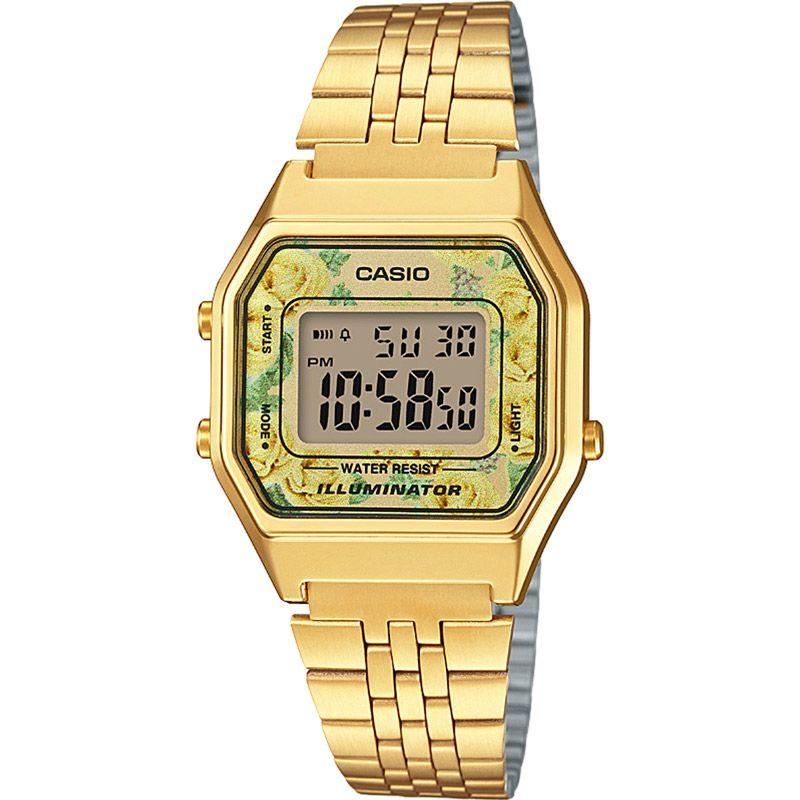 LA680WEGA-9CEF Casio Retro női karóra LA680WEGA-9CEF  3abb17f0cb