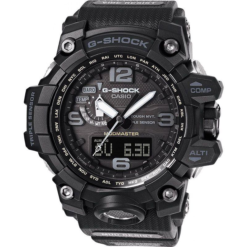 GWG-1000-1A1ER Casio G-Shock Mudmaster férfi karóra GWG-1000-1A1ER ... c6b17ed194