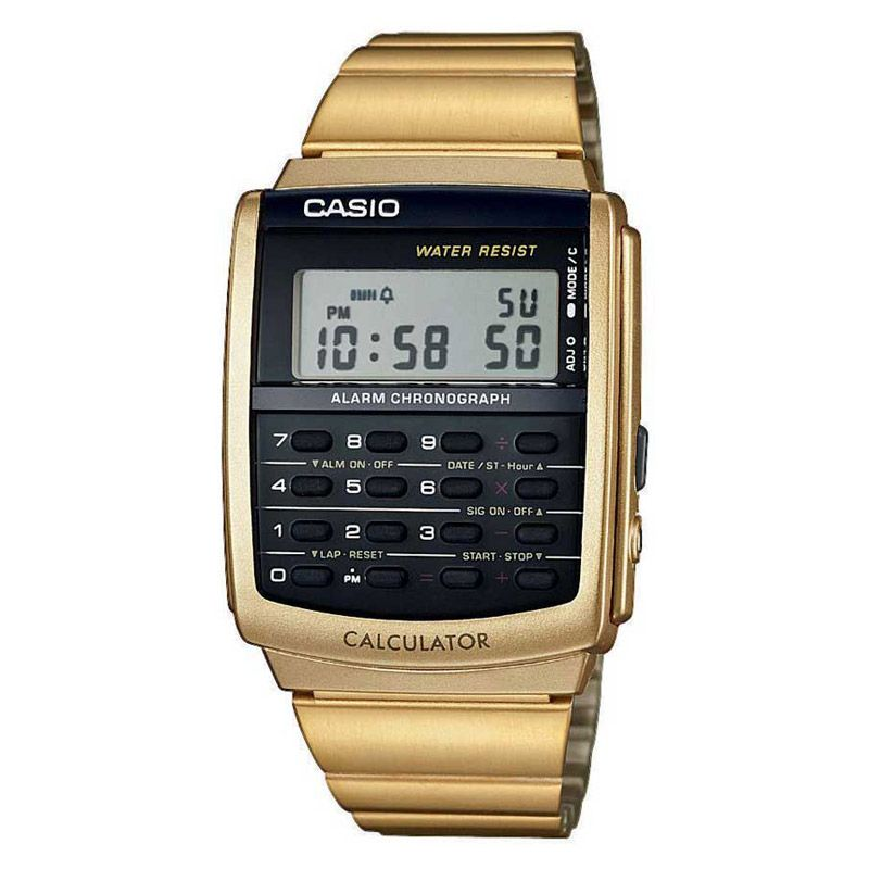 CA-506G-9AEF Casio Collection férfi karóra CA-506G-9AEF  9f2127d291