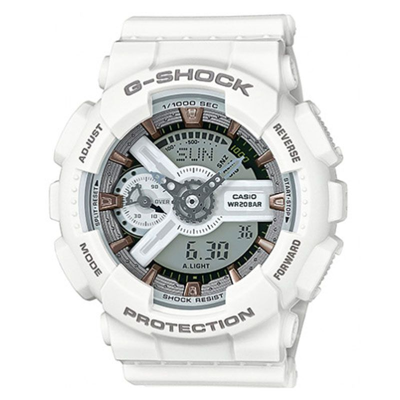 GMA-S110CM-7A2ER Casio G-Shock férfi karóra GMA-S110CM-7A2ER ... 4a7b70e0de