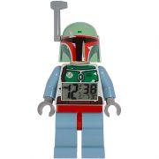 Lego Star Wars Boba Fett ébresztőóra 9003530