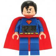 Lego Superman ébresztőóra 9005701