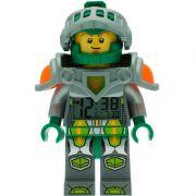 Lego Nexo Knights Aaron ébresztőóra 9009426