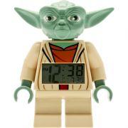 Lego Star Wars Yoda ébresztőóra 9003080