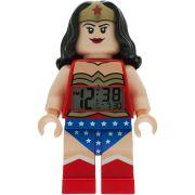 Lego DC Super Heroes Wonder Woman ébresztőóra 9009877