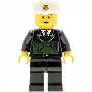 Lego City Rendőr ébresztőóra 9002274