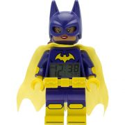Lego Batman Movie Batgirl ébreszőóra 9009334