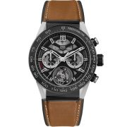 Tag Heuer Carrera Tourbillon Heuer 02T férfi karóra CAR5A8Y.FT6072