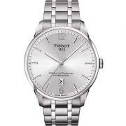 Tissot T-Classic Chemin des Tourelles Powermatic 80 férfi karóra T099.407.11.037.00