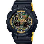 Casio G-Shock férfi karóra GA-100BY-1AER