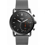 Fossil Q Commuter Hybrid Smartwatch férfi okosóra FTW1161