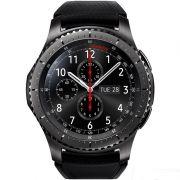 Samsung Gear S3 Frontier fekete férfi okosóra SM-R760NDAA