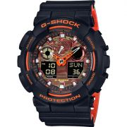 Casio G-Shock férfi karóra GA-100BR-1AER