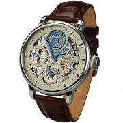 Poljot International Globetrotter Limited Edition férfi karóra 9730.2940552DB
