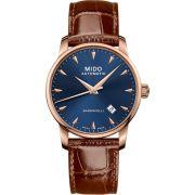 Mido Baroncelli Midnight Blue férfi karóra M8600.3.15.8